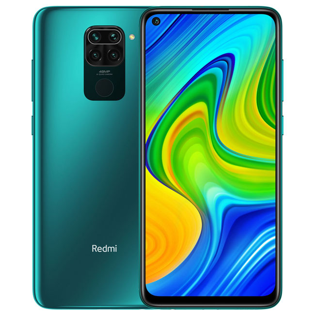 Купить Xiaomi Redmi Note 9 128Gb в Бишкеке