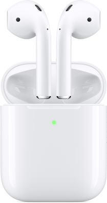 Купить Apple AirPods 2 wireless charging case  в Бишкеке