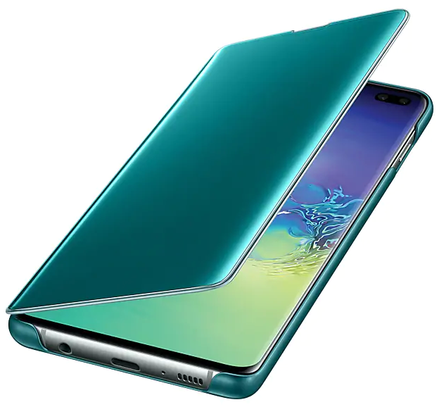 Купить Samsung Galaxy S10+ Clear View Cover   в Бишкеке