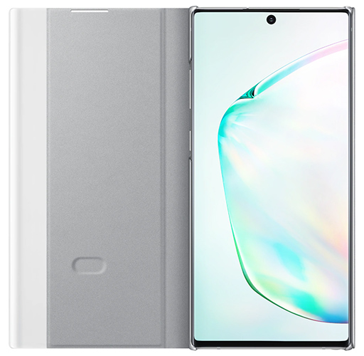 Купить Samsung Galaxy Note10+ Clear View Cover  в Бишкеке