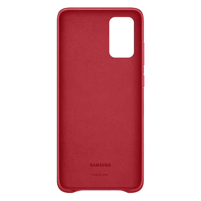 Купить Samsung Galaxy S20+ Leather Cover  в Бишкеке